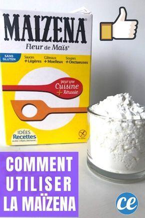 32 utilisations de la fécule de maïs qui vous surprendront!   – Recette