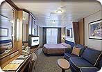 Balcony Deluxe Rooms!