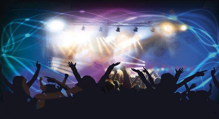 تفسير حلم رؤية المشاهير في المنام دلالات مقابلة المشاهير في الحلم للعزباء والمتزوجة والحامل معنى السلام على المشاهير رؤيا ال Dance Event Music Event Concert