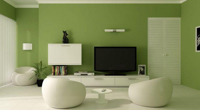 Tipps Für Eine Gute Kombination Von Farben Im Wohnzimmer