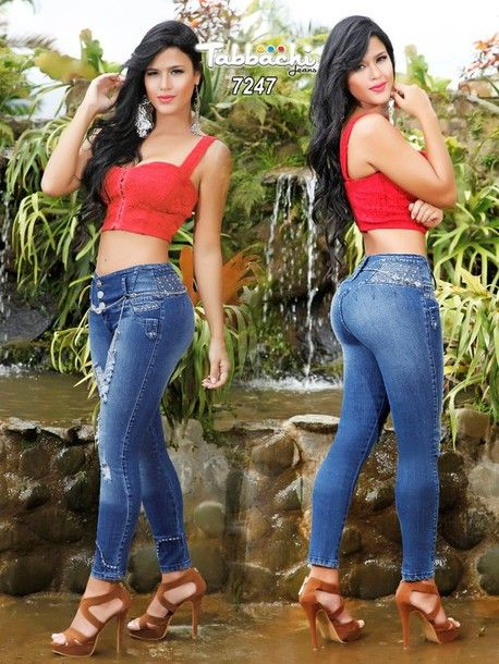 jeans skinny jeans colombian jeans butt lifting jeans sexy jeans ...
