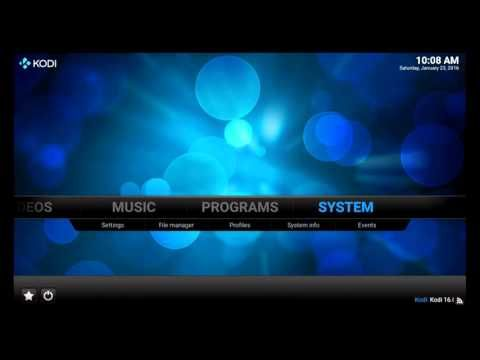 How to install new Kodi Jarvis in Fire Tv and Fire Stick
