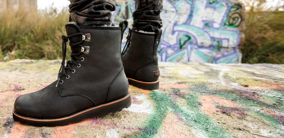 Hannen TL Boot   Military style boots