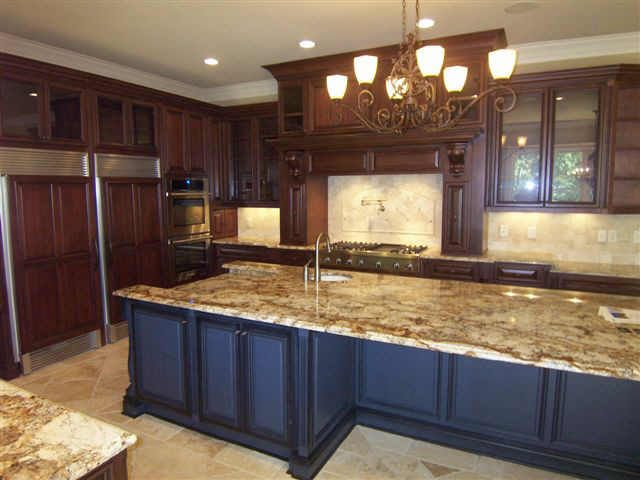 Geriba Gold Granite Level 4 For Kitchen