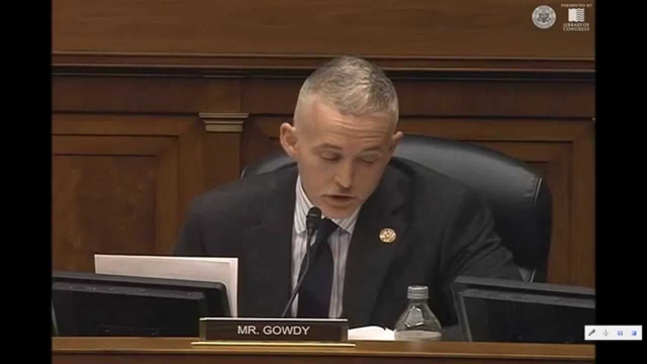 TREY GOWDY S BEST LINE OF QUESTIONING EVER!!! JONATHAN GRUBER