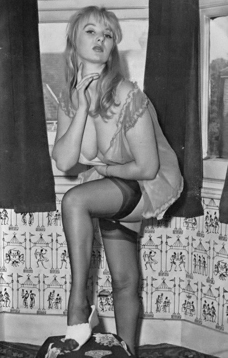 Vintage stockings images
