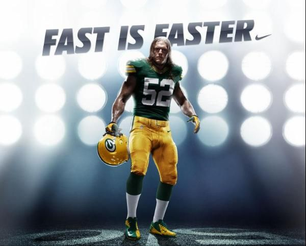 Clay Matthews -- Fast is Faster