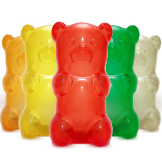Totally Rad And Cool Gifts For Tween Girls 8 To 12 Years Old Gummy Bear Light Gummy Bears Gummies