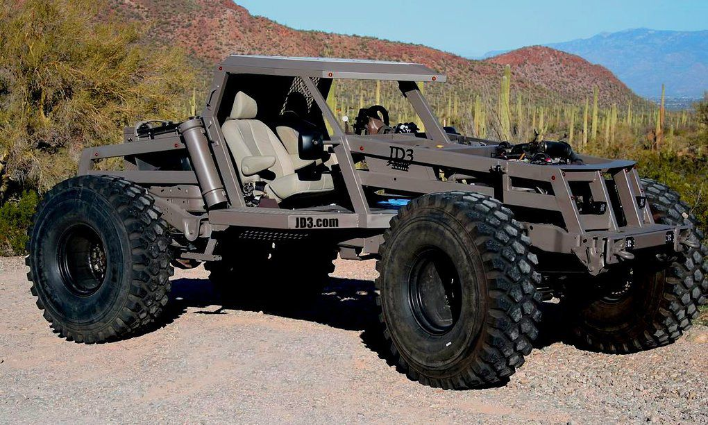 Ford Excursion Based Jd Rockzilla The Jd Rockzilla Is A Monster Of A Machine Available In Either Two Or Four Seat Versions And Powered