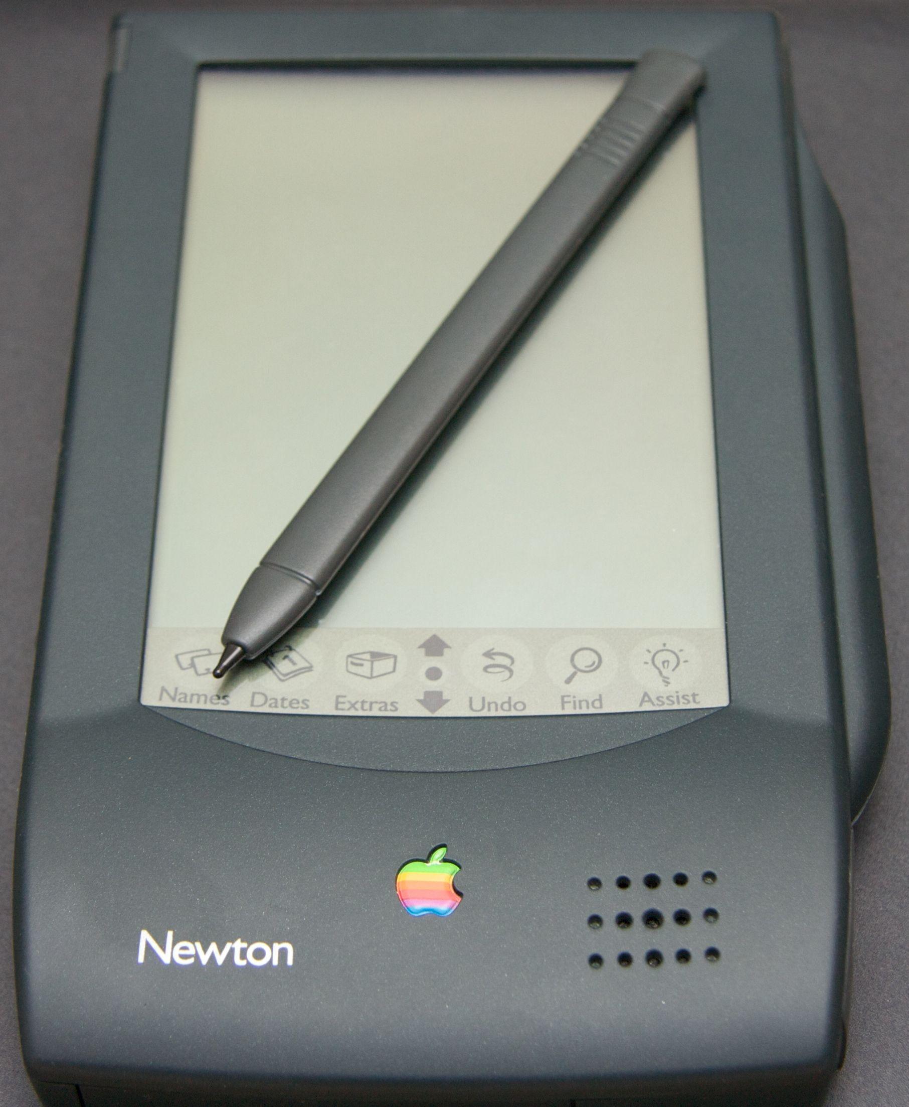 apple newton apple newton