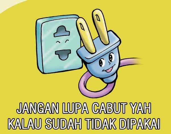 Tren Untuk Poster Tentang Hemat Energi Anak Sd - Koleksi ...