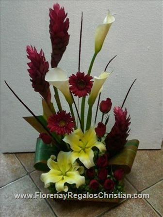 Arreglo Floral A Domicilio Servicio De Florería En Tijuana