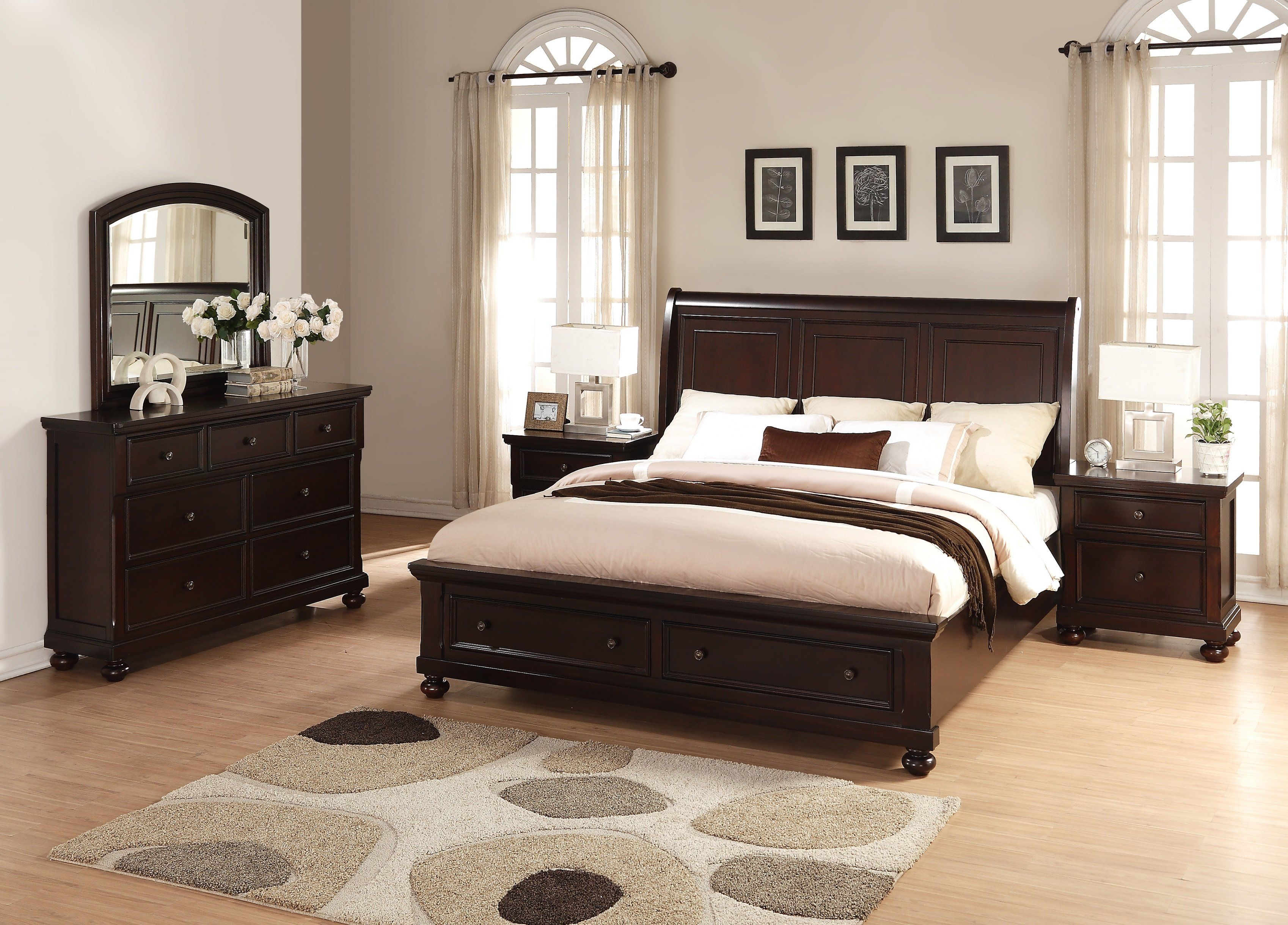 12 Incredible Designs Of How To Upgrade 5 Piece Bedroom Set King Queen Size Storage Bed King Size Storage Bed Furniture