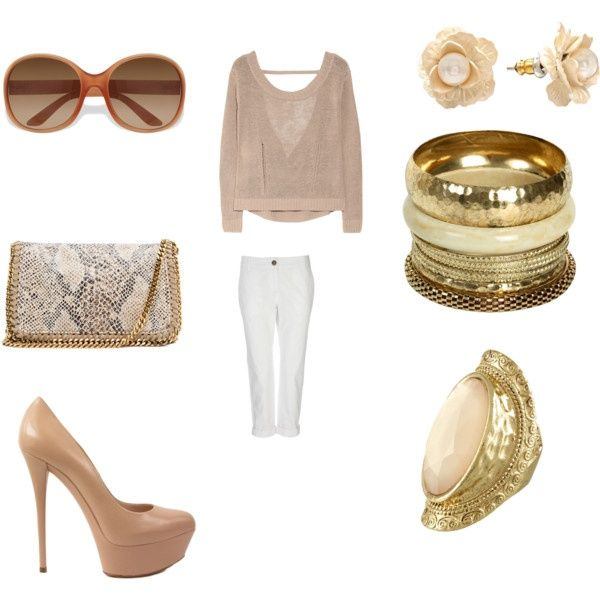Brunch date, created by mercy-carballo on Polyvore