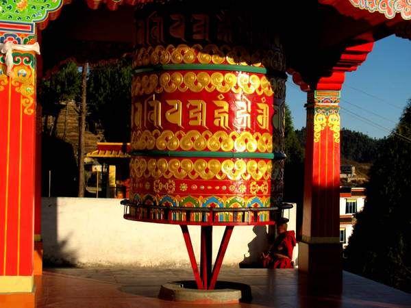 Wheels of Peace - Bomdila, Arunachal Pradesh   Enchanting ...