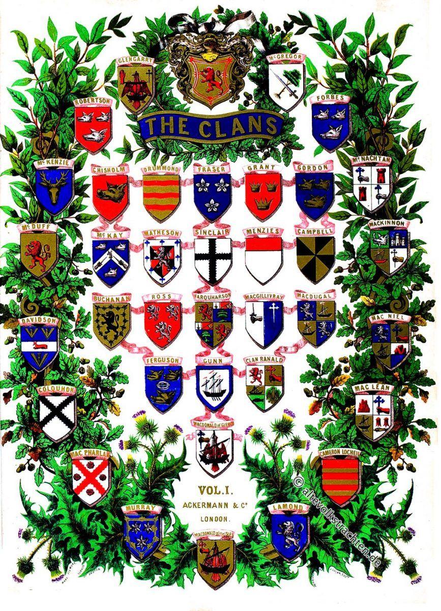 Schottisches Wappen