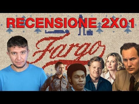 Si riparte! Recensione lampo della premiere della seconda stagione di Fargo. SPOILER ★ Iscriviti al canale per non perderti nessun video ★ http://bit.ly/1fGQ...