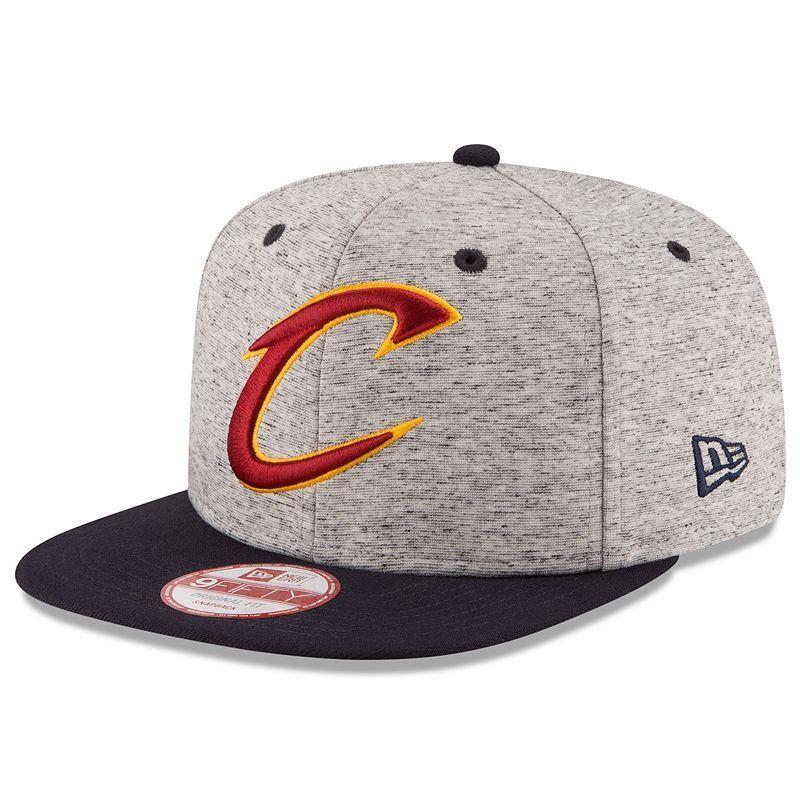 buy online 39a3e 9a849 Adult New Era Cleveland Cavaliers Rogue 9FIFTY Snapback Cap, Multicolor