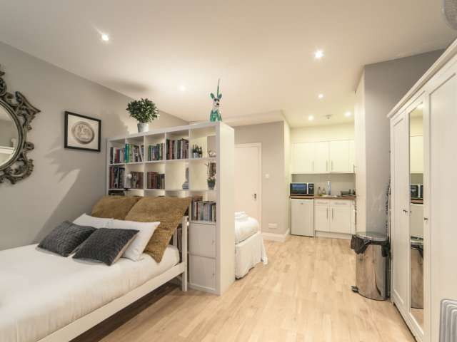 Charming Studio Apartment For Rent In Pimlico In 2020 Furnished