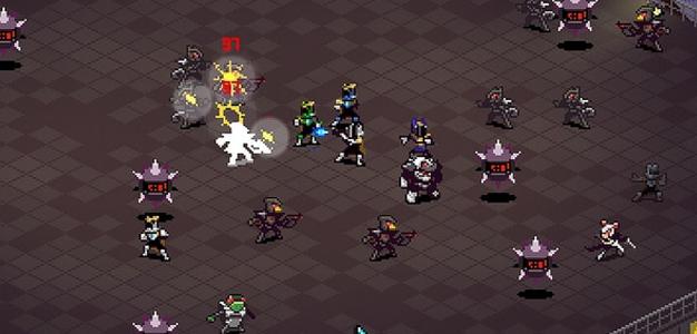 Chroma Squad para Splitplay