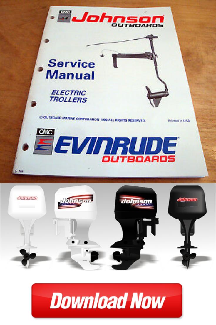 1990 2001 Evinrude Johnson Outboard Service Repair Manual 1 Hp To 300 Hp Instant Download Pdf Repair Manuals Repair Outboard