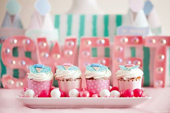 Cotton Candy Cupcakes And More Party Yummies Projects To Try