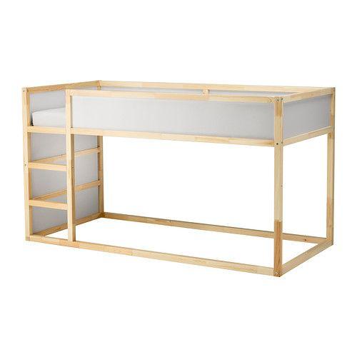 Ikea hack bett  The 25 Coolest IKEA Hacks We've Ever Seen | High beds, Ikea kura ...
