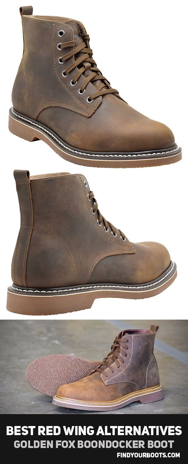 ccd26a2abf9 12 Cheaper Alternatives to Red Wing Heritage Boots | Style | Mens ...