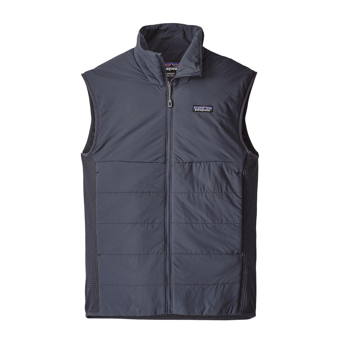 Men's NanoAir® Light Hybrid Vest Mens outdoor jackets