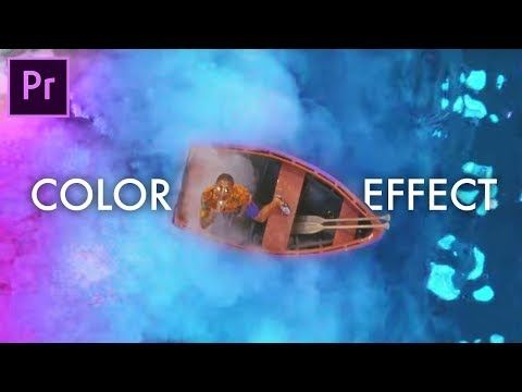 82) Premiere Pro Music Video Color Shift Effect (Calvin Harris