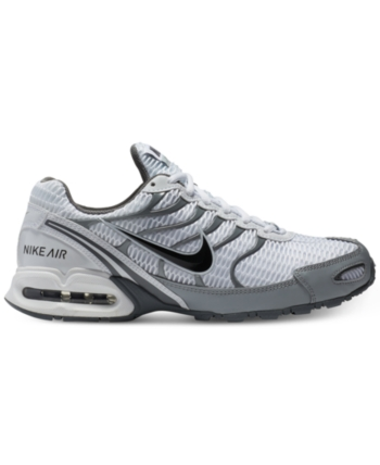 wholesale dealer 4b23f 22733 Nike Mens Air Max Torch 4 Running Sneakers from Finish Line - White 9