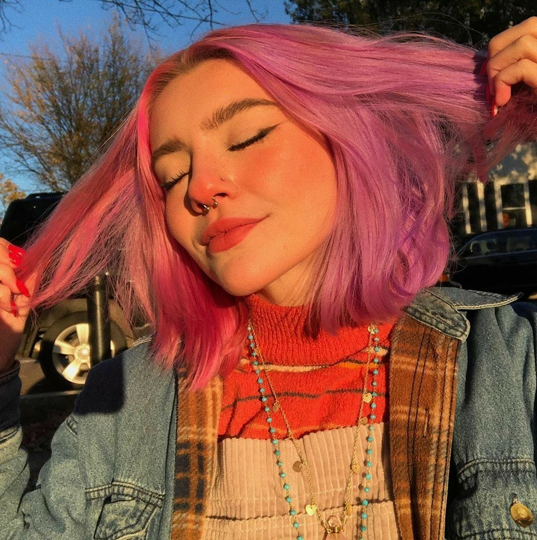 Pin By Whoismiaa On Look De Cabello In 2020 Hair Dye Colors Cool Hair Color Hair Inspo Color