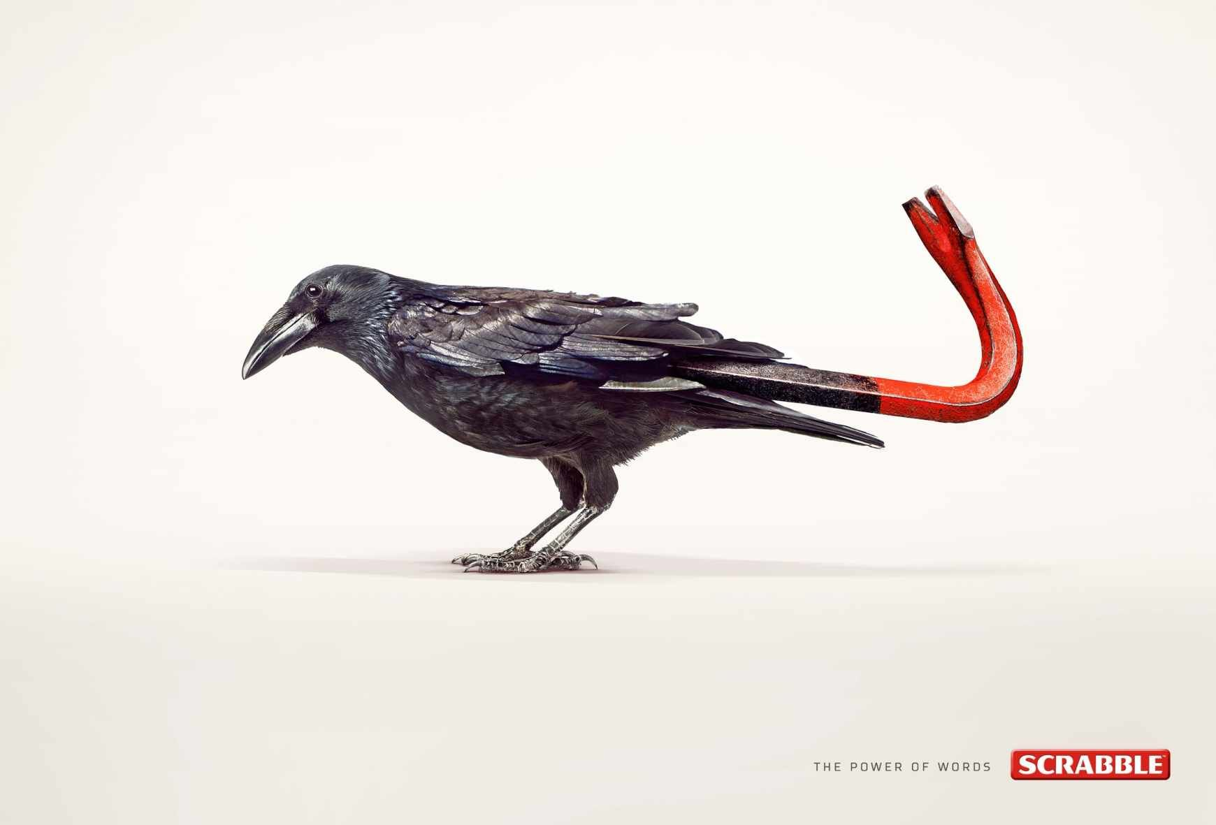 Scrabble - The Power of Words: Crow-bar