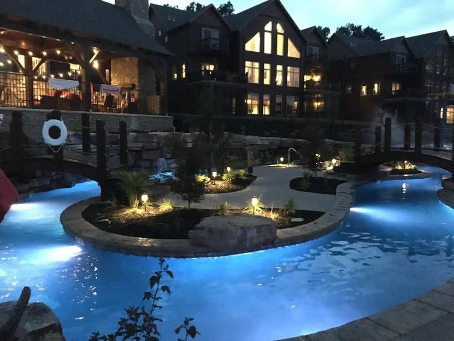 Entire Home Apt In Branson United States My Place Is Close To The Award Winning Silver Dollar Theme Park We Are Only 2 M Lakefront Beautiful Pools Big Pools