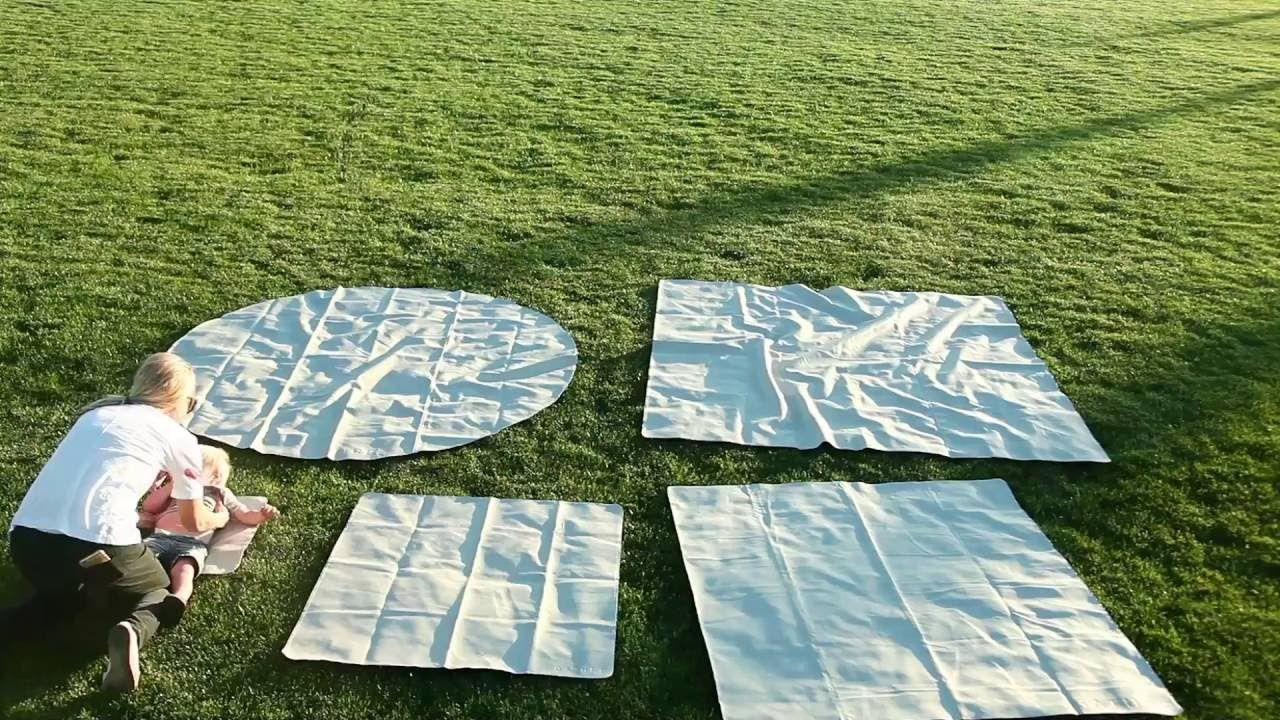 Gathre Mat Sizes YouTube in 2019 Outdoor blanket, That