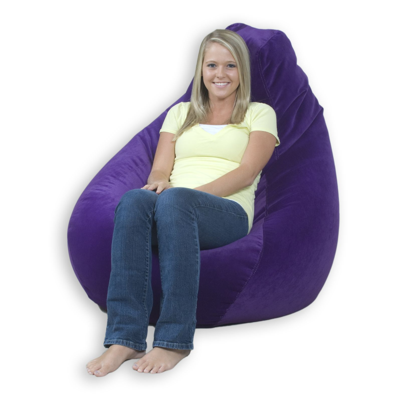 Do You Have The Extra Large Bean Bag Chairs, But You Just Get Confused  Where To Put This Bulky Item?