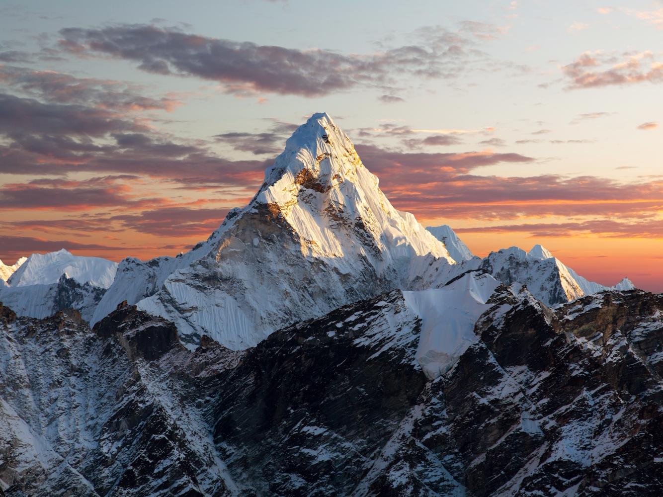 Красивые горы мира фото с названием