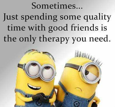 Friends Minions Pinterest