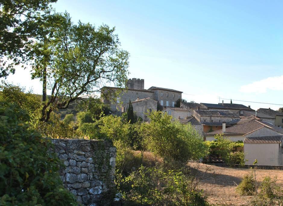 Gesamte Unterkunft in Goudargues, Frankreich Vacances de rêve - location maison cap d agde avec piscine