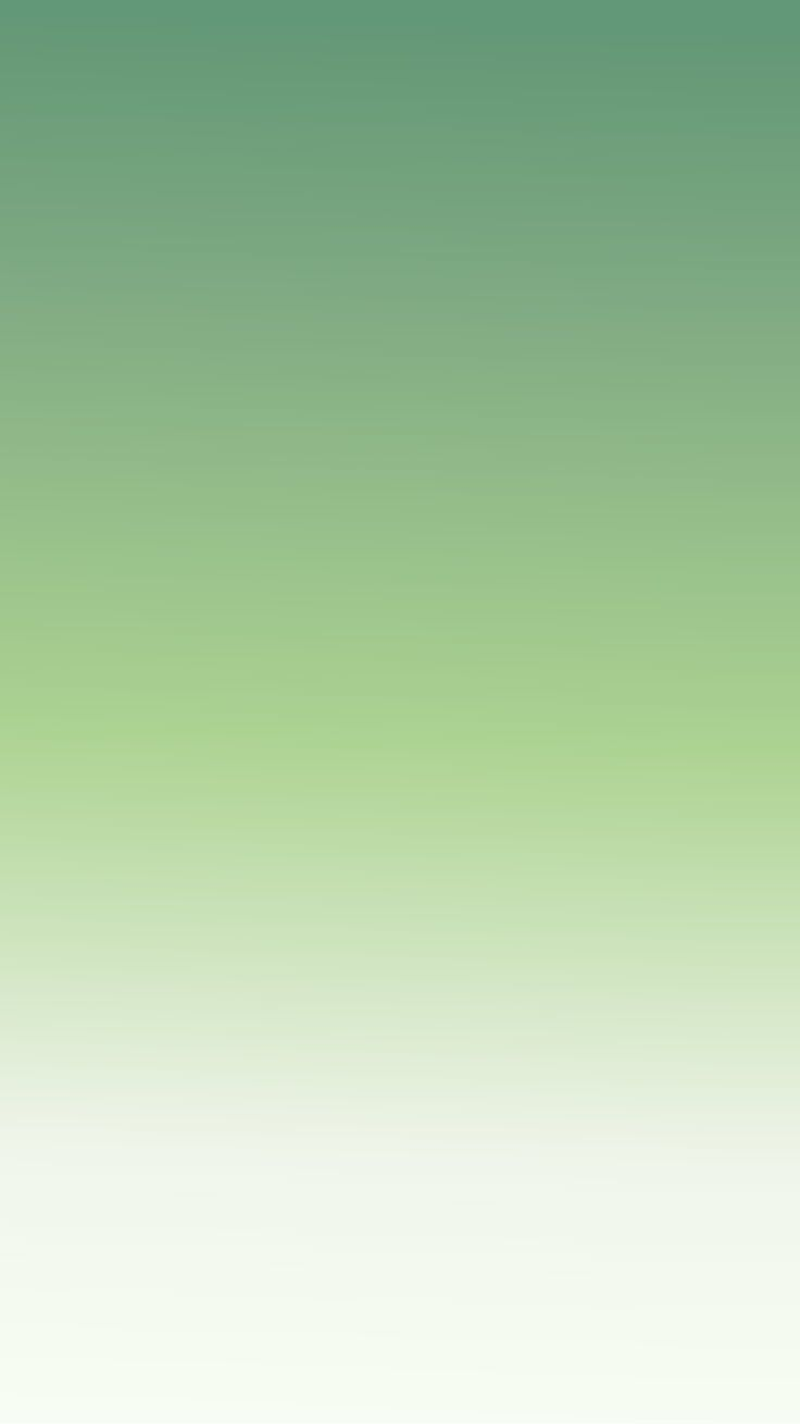IPhone Wallpaper Ombre Green