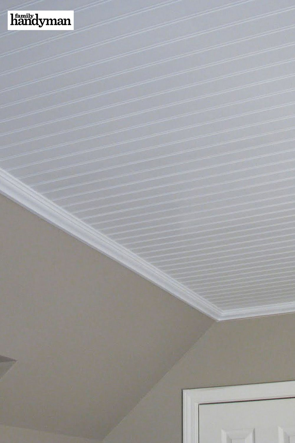 14 Ways to Cover a Hideous Ceiling