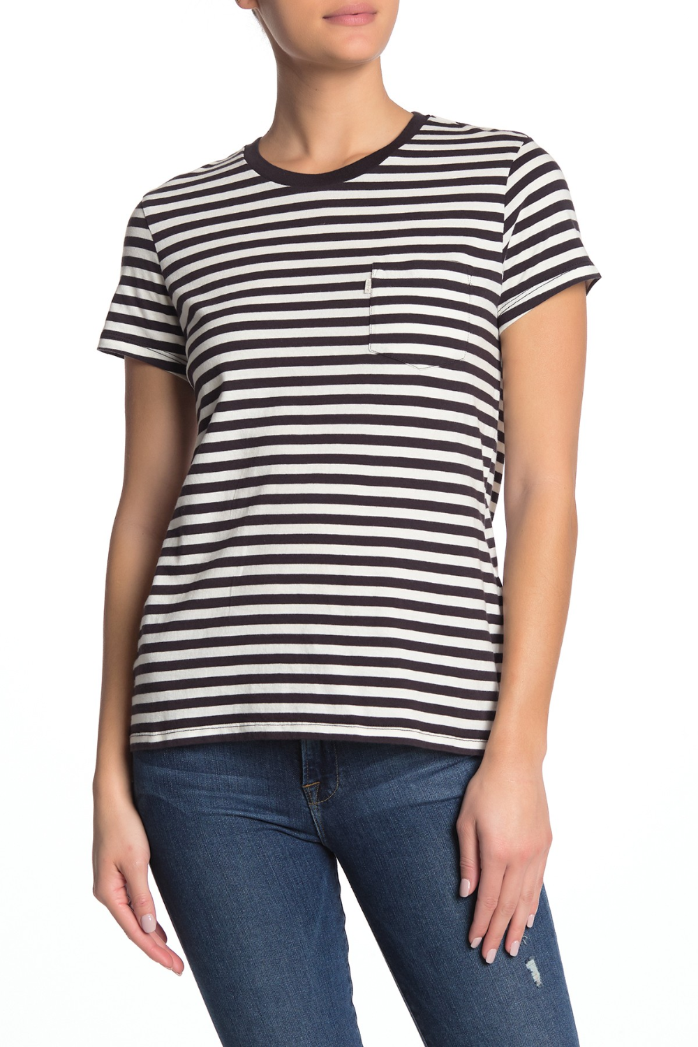 Levi's | Liza Perfect Pocket Crew Neck T-Shirt #nordstromrack