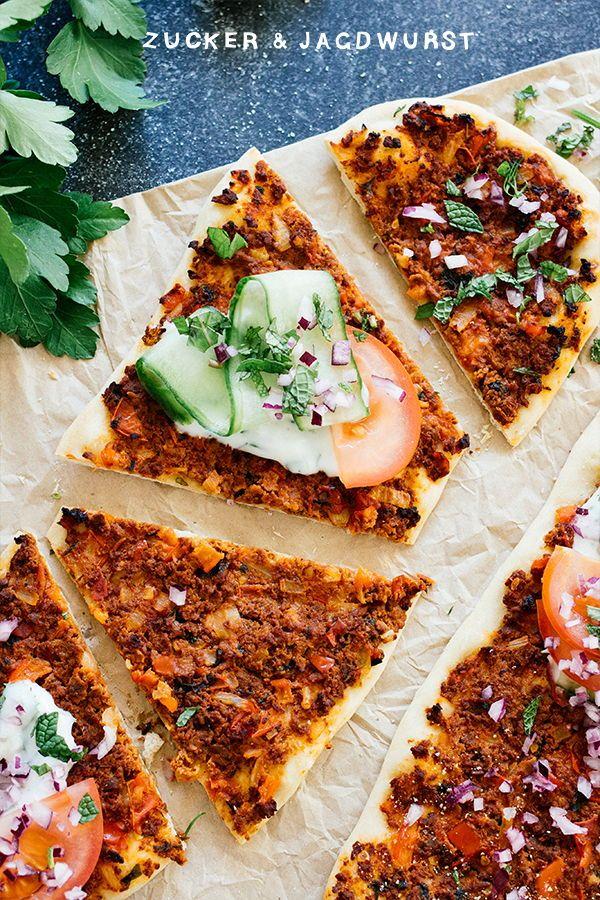 Photo of Vegan Turkish Pizza