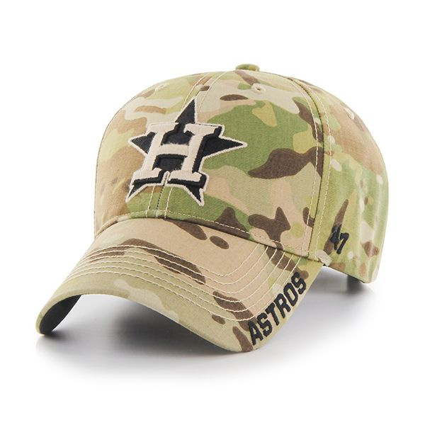 low priced 17647 15072 Houston Astros Myers MVP Multicam 47 Brand Adjustable Hat