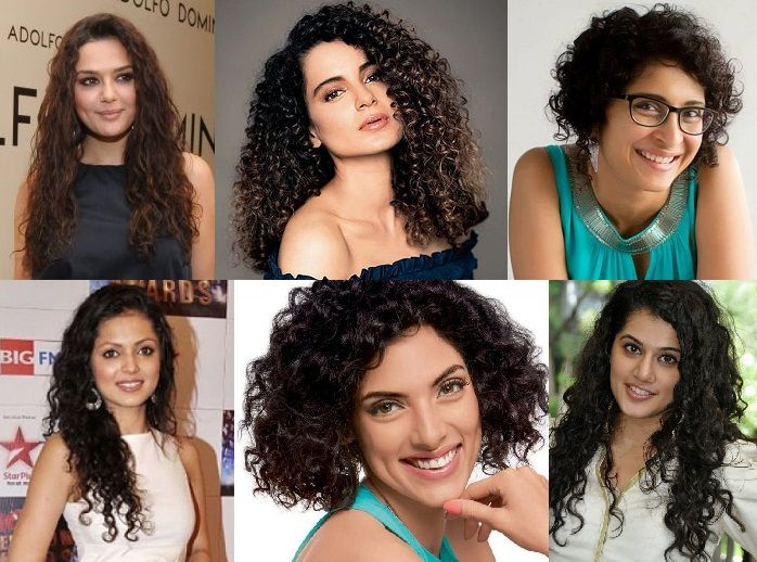 22 Indian Celebrities With Curly Hair Curlsandbeautydiary Curly Hair Styles Curly Girl Hairstyles Pretty Hairstyles