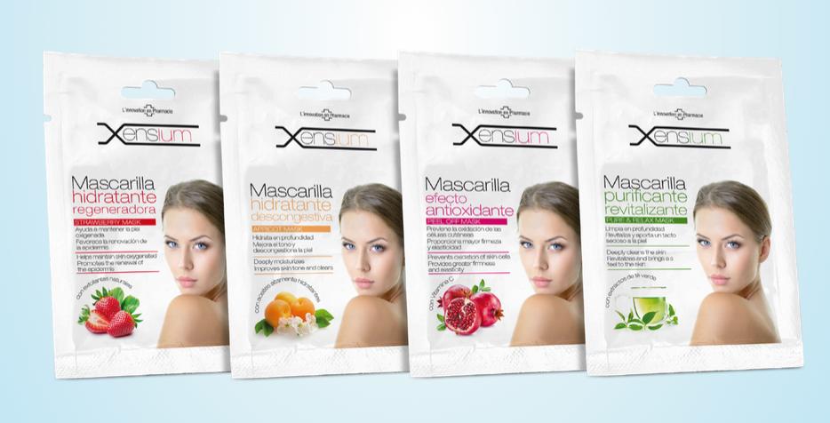 #NOVEDADES Ampliamos catálogo y nuevas marcas con las mascarillas Xensium, hechas a base de diferentes ingredientes naturales para regenerar, purificar, hidratar y rejuvenecer nuestra piel. ¡Y por sólo 1,95 €! ¿Con cuál te quedas?
