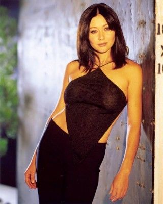 Photo of Shannen Doherty poster, mousepad, t-shirt, #celebposter
