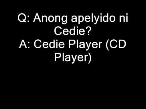 Pinoy Jokes Question And Answer Tagalog Pinoy Q A Jokes Surname