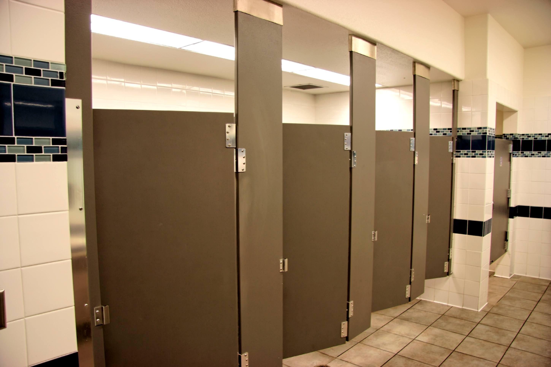 . Empty Public Bathroom Stalls   More Stuff   Public bathrooms  Locker