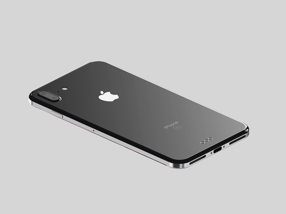 Apples IPhone 8 May Be The Only New To Get Steel Body Treatment